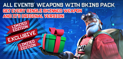 Weapons Skins