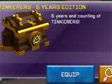 Tinkerers - 5 Years Edition
