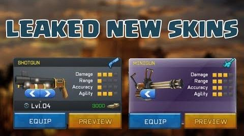 Respawnables - New Weapon Pirate Skins LEAKED Preview Minigun Free Big Map Quest