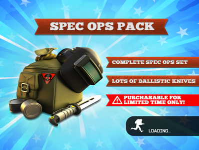 Spec Op Bundle
