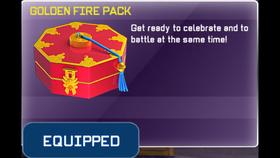 Golden Fire Pack