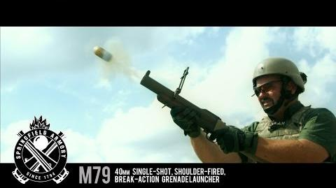 Real life Thumper test! - M79 Thumper