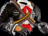 Black Charro Jacket