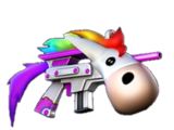 Fluffy Machine Gun