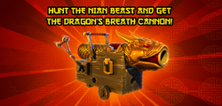 Dragon Breath Cannon