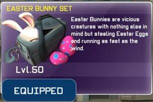 Easter Bunny Set View