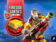 Fireside Santa's Gear