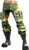 Drill Instructor Pants