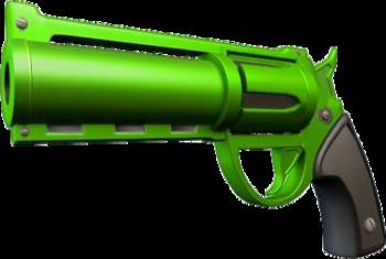 Lime Green Skin