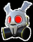Warrior Bunny Mask