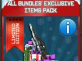 All Bundles' Exclusive Items Pack
