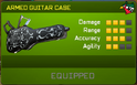 Armed Guitar Case