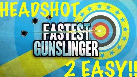 Gunslinger Headshots Faith in Humanity Restored, Respawnables