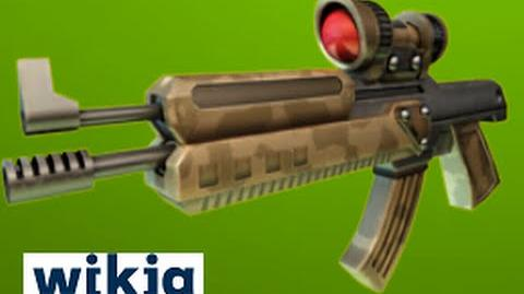 Respawnables - Scoped Assault Rifle