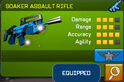 Soaker Assault Rifle
