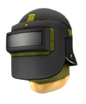 Anti-Explosive Mask Cutted