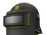Anti-Explosive Mask