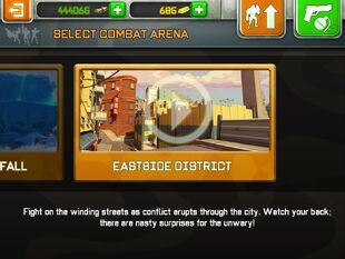 Eastside District