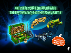 Halloween Weapon Collection load