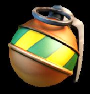 Super Grenade cutted