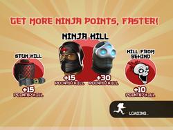 Ninja Points