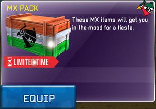 MX Pack