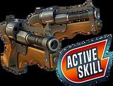 Dual Vamp-Handguns