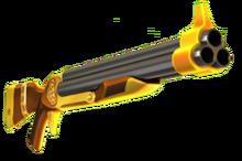 Aristocrat's Shotgun Cropped