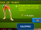 'Duck Joe' Trunks
