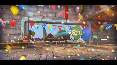 Respawnables Next update sneek peek by DLE!!!5th anniversary celebration?! New Map??? O