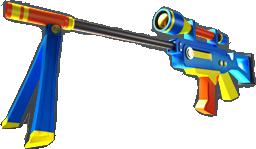 Water Gun Skin