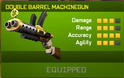 Double Barrel Machinegun