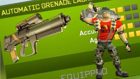 Respawnables - Automatic Grenade Launcher Review