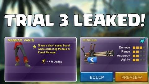 Respawnables - TRIAL WEEK 3 ALL TIERS LEAKED! Big Map Quest 5.9.0
