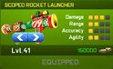 Scoped Rocket Launcher