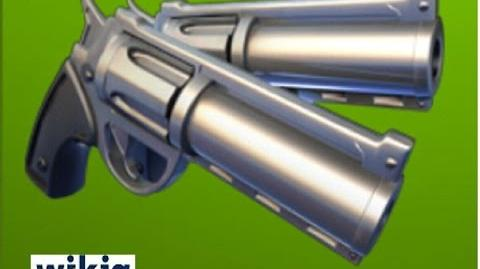 Respawnables - Dual Revolvers