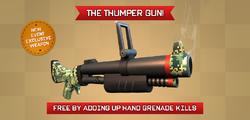 Thumper Gun