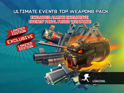 Event Weapons Deal