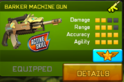 Barker Machine Gun