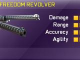 Dual Freedom Revolver