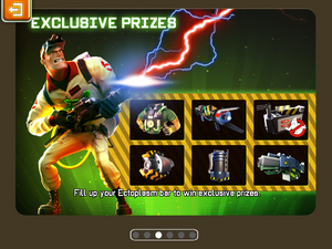 Ghostbusters Prizes