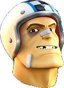 Stuntman Head