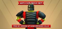 Anti-Explosive Pack