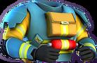 Fire Commando Guard
