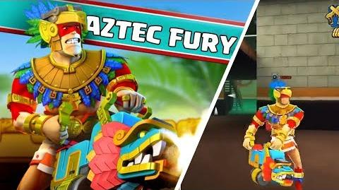 Respawnables - Aztec Fury LEAKED! New Mexican Fiesta Final Weapon!