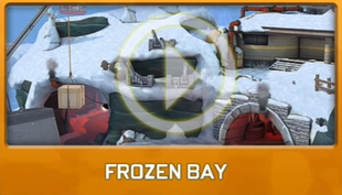 Frozen Bay