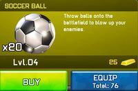 SoccerBallGadgetStats