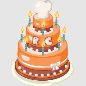 Swell Special 2Nd Birthday Cake Restaurant City Wiki Fandom Funny Birthday Cards Online Elaedamsfinfo