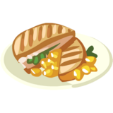 Tuna and Sweetcorn Panini