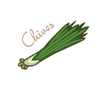 Chives png